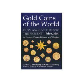 世界の金貨 フリードバーグ著 第9版