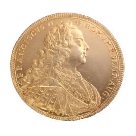GERMANY NURNBERG 6DUCATS1745 FRDNZ I 1745-1765