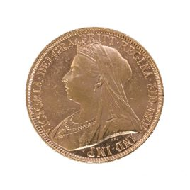 GREAT BRITAIN 2 POUNDS 1893 VICTORIA OLD HEAD SPINK 3873