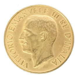 Italy Kingdom 100Lire 1923 On the first year of the Fascist march