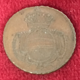 RÖMISCH DEUTSCHES REICH 1 HELLER 1765 MARIA THERESIA 1740-1780