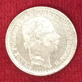 AUSTRIA 5 KREUZER 1859(A) MINT:VIENNA FRANZ JOSEPH Ⅰ 1848-1916