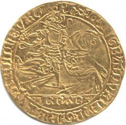ベルギー キャバリアードール金貨 N.D. フィリップ3世(1430-1467)