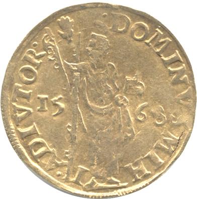 Belgium Brabant Florin D'or 1568 Bourgogne