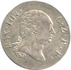 Germany Bayern 3Kreuzer 1805