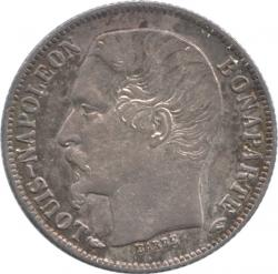 France 50Centimes 1852(A)