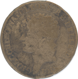 Italy Naples&Sicily 2Grana 1810 Joachim Murat