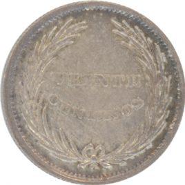 El Salvador 20Centavos 1891
