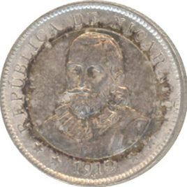 Nicaragua 10Centavos 1912(H)